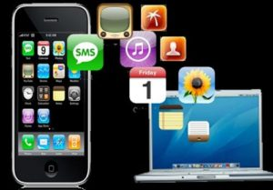 Sao lưu dữ liệu iphone với itune