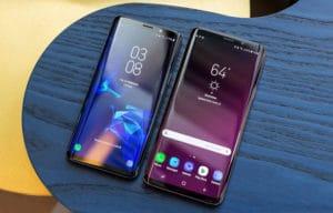 Xóa tài khoản Samsung account